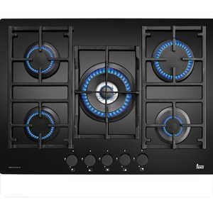 Газовая варочная панель Teka CGW LUX 70 5G AI AL TR CI NA кухонная мойка teka classic 1b 1d lux