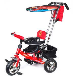 Next Велосипед 3-х колесный ''Тачки-2'' (красный) car772