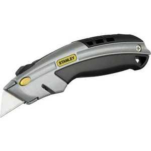 Нож Stanley DynaGrip с быстрой сменой лезвия (0-10-788) нож с выдвижным лезвием truper cut 6x 16977
