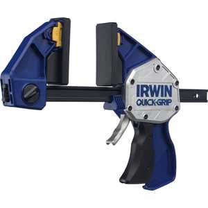 Струбцина Irwin Quick Grip XP 1250мм (10505947) hand held rubber floaty grip