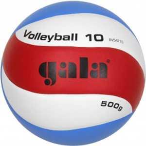 Мяч волейбольный Gala Training Heavy 10, арт. BV5471S, р.5, бело-сине-красный мяч волейбольный gala pro line bv5121s