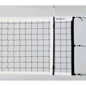 Сетка волейбольная Kv.Rezac арт. 15015801 сетка волейбольная glav 03 200 любительская нить d 2 мм без троса