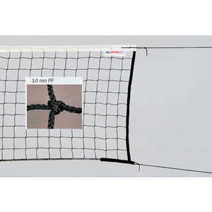 Сетка волейбольная Kv.Rezac арт.15955431, черный сетка стеклотканевая rigor профи ячейка 5х5 мм рулон 1х50 м