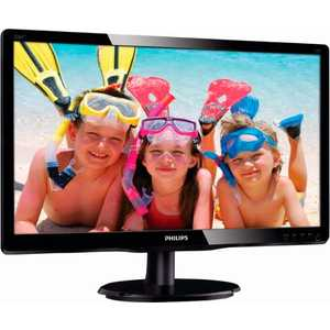 Монитор Philips 226V4LAB philips 226v4lab 00 01 black монитор