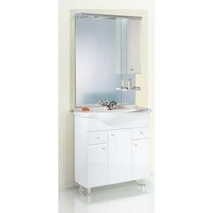 все цены на Комплект мебели Aqwella Барселона-люкс 85к онлайн