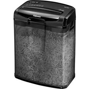 Шредер Fellowes PowerShred M-6C (FS-4602101) fellowes powershred shredmate black шредер