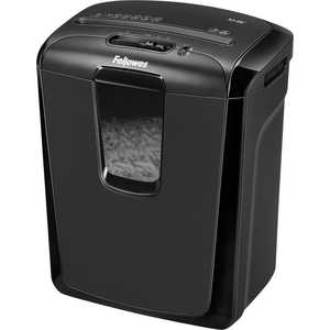 Шредер Fellowes PowerShred M-8C (FS-4604101) fellowes powershred h 8c black шредер