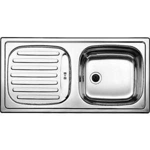 Мойка кухонная Blanco Flex нерж сталь матовая (511917)