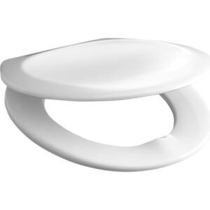 Фотография товара крышка-сиденье Jika Lyra / Dino дюроплас, хромированные петли (8.9337.0.300.063) (243741)