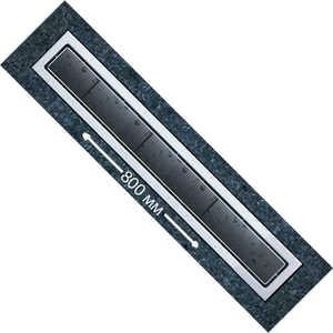Дизайн-решетка Viega ER4 800 мм (589578) нержавеющая сталь листовая 0 4 мм екатеринбург