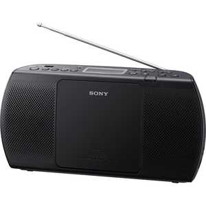 Магнитола Sony ZS-PE40CP black