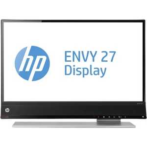 Монитор HP ENVY 27 Black