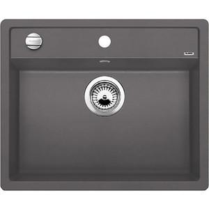 Мойка кухонная Blanco Dalago 6 темная скала (518850) смеситель для мойки blanco elipso ii темная скала