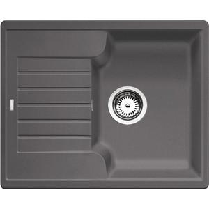 Мойка кухонная Blanco Zia 40s темная скала (518932) смеситель для мойки blanco elipso ii темная скала