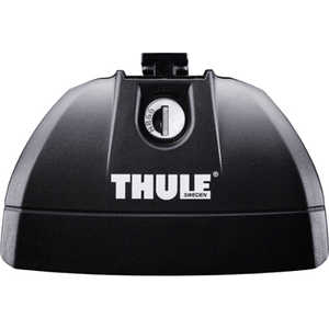 Упоры Thule для автомобилей со спец штатными местами (fix-point, T-prof, интегр. рейлинги) (753) дуги багажные thule wingbar edge для автомобилей со штатными местами 2 шт размер s 9591