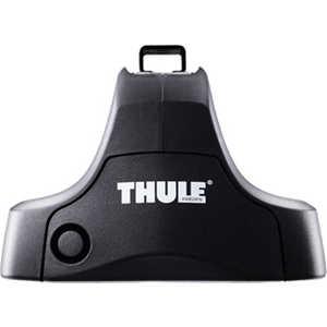 Упоры Thule для автомобилей с гладкой крышей (с замками) (754) упоры thule для автомобилей с водостоками и высокой крышей 15 см низкий
