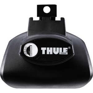 Упоры Thule для автомобилей с обычными рейлингами (757) упоры thule для автомобилей с водостоками и высокой крышей 15 см низкий