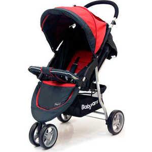 Коляска прогулочная Baby Care ''Jogger'' Lite (красный)