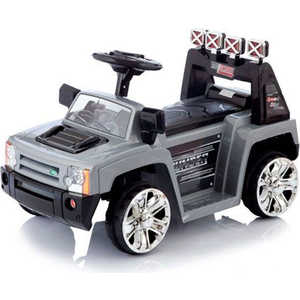 Электромобиль Jetem Rover серый от ТЕХПОРТ