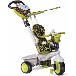 "Велосипед 3-х колесный Smart Trike ""Dream Touch Steering"" (зелёный) 8000800"