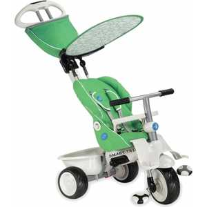 Велосипед Smart Trike 3-х колёсный Recliner Stroller зелёный 1910800 велосипед для малыша smart trike 1461800 fresh