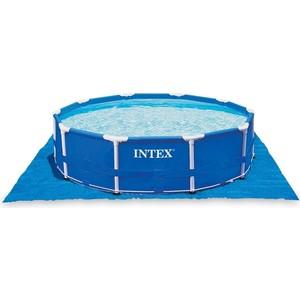 Настил Intex для бассейна 2.44/3.05/3.66/4.57м (58932)/ 28048 матрасы для плавания intex лодка 58394np
