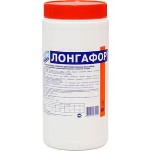 Дезинфецирующее средство для воды Маркопул Кэмиклс М16 Лонгафор таблетки 200г/1кг вальсакор 160мг 90 таблетки