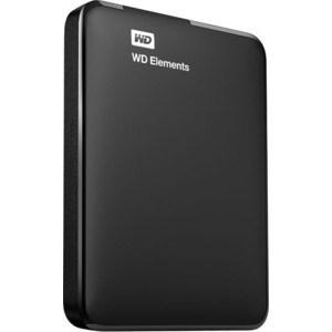 Внешний жесткий диск Western Digital WDBUZG0010BBK-EESN