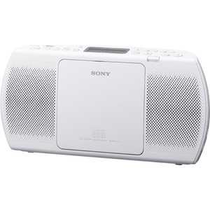 Магнитола Sony ZS-PE40CP white
