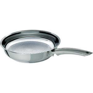 Сковорода Fissler Crispy steelux premium D 28 см 121400281 сковорода жаровня d 28 см вековые традиции 781