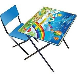 Комплект детской мебели Фея Алфавит и цифры 5691 фея комплект детской мебели алфавит фея сиреневый