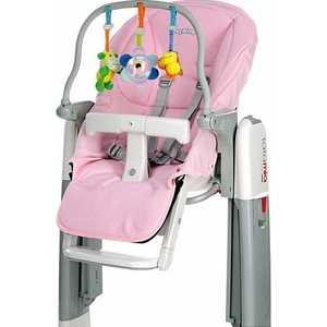 Комплект для стульчиков Peg-Perego ''Tatamia и Prima Pappa Newborn'' чехлы/игровая панель (розовый)