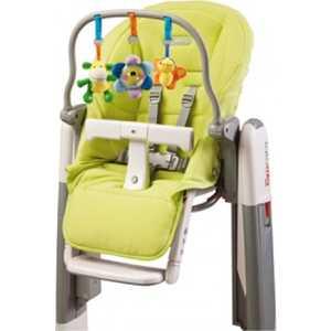 Комплект для стульчиков Peg-Perego ''Tatamia и Prima Pappa Newborn'' чехлы/игровая панель (зеленый)