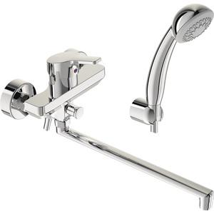 Купить смеситель для ванны Vidima Form короткий излив с аксессуарами (B0489AA/BA067AA) (252692) в Москве, в Спб и в России