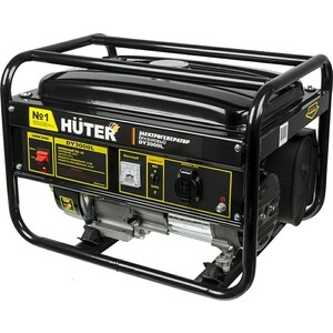 Генератор бензиновый Huter DY3000L  электрогенератор huter dy3000l