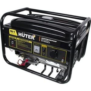 Генератор бензиновый Huter DY4000LX цена и фото