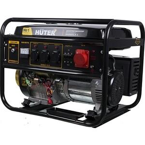 Генератор бензиновый Huter DY8000LX 3-х фазный генератор бензиновый eurolux g2700a