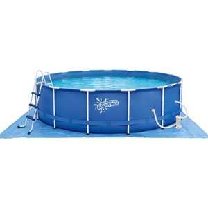 Каркасный бассейн Polygroup 4.57х1.32м (Р20-1552-В)