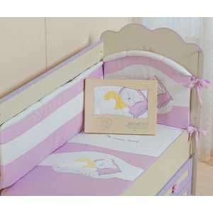 Комплект постельного белья Сдобина ''Мой маленький друг'' (фиолетовый) 50.112