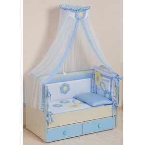 Фотография товара комплект постельного белья Сдобина ''Цветные сны'' (голубой) 62.12 (254516)