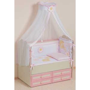Купить комплект постельного белья Сдобина ''Цветные сны'' (розовый) 62.12 (254517) в Москве, в Спб и в России