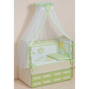 Фотография товара комплект постельного белья Сдобина ''Цветные сны'' (салатовый) 62.12 (254518)