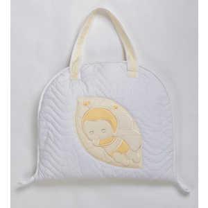 Фотография товара сумка для пеленания Сдобина ''Цветные сны'' (бежевый) 62.25 (254545)