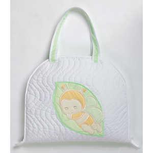 Фотография товара сумка для пеленания Сдобина Цветные сны салатовый 62.25 (254548)