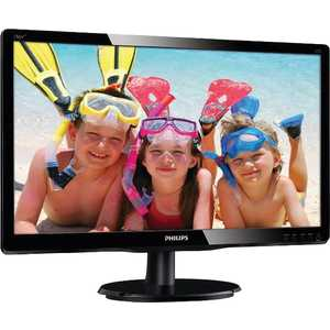 Монитор Philips 196V4LAB2 Black