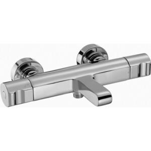 Термостат для ванны Jacob Delafon Singulier (E10870-CP) смеситель для ванны термостат коллекция salute e71085 cp двухвентильный хром jacob delafon якоб делафон