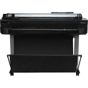Плоттер HP DesignJet T520 36in e-Printer gzlspart for hp designjet 500 510 800 oem new printhead carriage assembly cover upper head plotter printer parts on sale