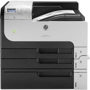 Принтер HP LaserJet Enterprise 700 M712xh (CF238A) A3 принтер лазерный hp laserjet enterprise 700 printer m712dn