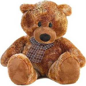 Aurora Медведь коричневый сидячий 74 см 21-612
