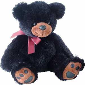 Aurora Медведь черный 36 см 41-073